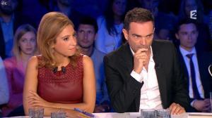 Léa Salamé dans On n'est pas Couché - 05/09/15 - 18
