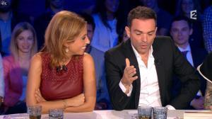 Léa Salamé dans On n'est pas Couché - 05/09/15 - 20