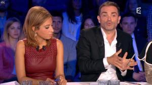 Léa Salamé dans On n'est pas Couché - 05/09/15 - 25