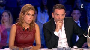 Léa Salamé dans On n'est pas Couché - 05/09/15 - 27