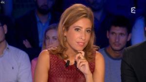 Léa Salamé dans On n'est pas Couché - 05/09/15 - 32
