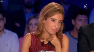 Léa Salamé dans On n'est pas Couché - 05/09/15 - 40