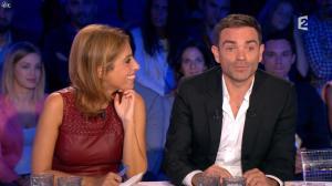 Léa Salamé dans On n'est pas Couché - 05/09/15 - 43