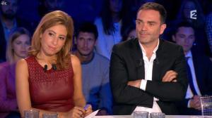 Léa Salamé dans On n'est pas Couché - 05/09/15 - 44