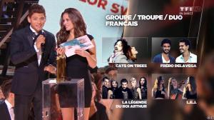Lucie Lucas dans NRJ Music Awards - 07/11/15 - 03