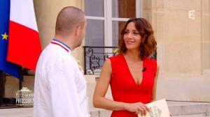Virginie Guilhaume dans Qui Sera le Plus Grand Patissier - 28/07/15 - 05