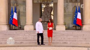 Virginie Guilhaume dans Qui Sera le Plus Grand Patissier - 28/07/15 - 07