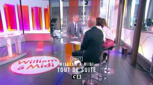 Caroline Ithurbide dans William à Midi - 10/01/18 - 02