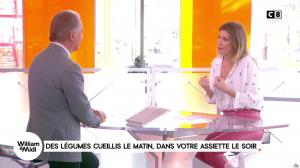 Caroline Ithurbide dans William à Midi - 10/01/18 - 06