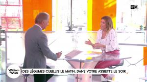 Caroline Ithurbide dans William à Midi - 10/01/18 - 07