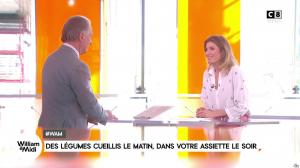 Caroline Ithurbide dans William à Midi - 10/01/18 - 12