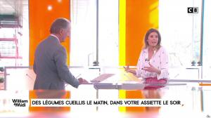 Caroline Ithurbide dans William à Midi - 10/01/18 - 13