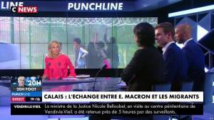 Laurence Ferrari dans Punchline - 16/01/18 - 06