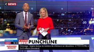 Laurence Ferrari dans Punchline - 24/01/18 - 03