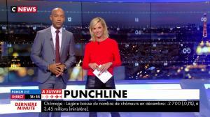 Laurence Ferrari dans Punchline - 24/01/18 - 04