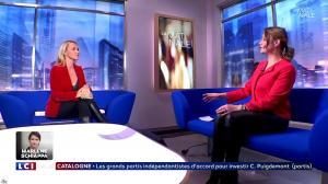 Pascale De La Tour Du Pin dans la Matinale - 17/01/18 - 02