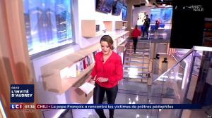 Pascale De La Tour Du Pin dans la Matinale - 17/01/18 - 06