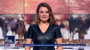 Pascale De La Tour Du Pin dans la Matinale - 22/01/18 - 01