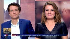 Pascale De La Tour Du Pin dans la Matinale - 22/01/18 - 02