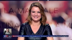 Pascale De La Tour Du Pin dans la Matinale - 22/01/18 - 06