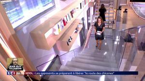 Pascale De La Tour Du Pin dans la Matinale - 22/01/18 - 09