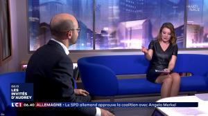 Pascale De La Tour Du Pin dans la Matinale - 22/01/18 - 12