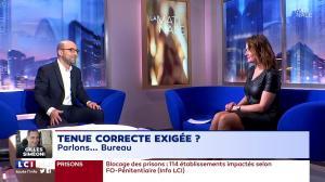 Pascale De La Tour Du Pin dans la Matinale - 22/01/18 - 13