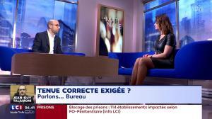 Pascale De La Tour Du Pin dans la Matinale - 22/01/18 - 15