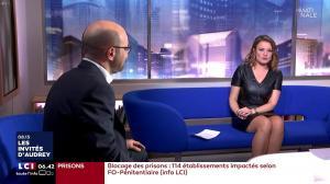 Pascale De La Tour Du Pin dans la Matinale - 22/01/18 - 18