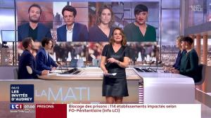 Pascale De La Tour Du Pin dans la Matinale - 22/01/18 - 19