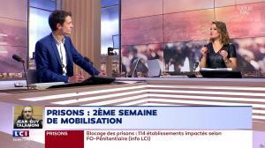 Pascale De La Tour Du Pin dans la Matinale - 22/01/18 - 22
