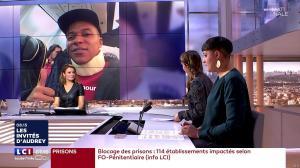 Pascale De La Tour Du Pin dans la Matinale - 22/01/18 - 23
