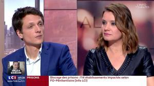 Pascale De La Tour Du Pin dans la Matinale - 22/01/18 - 28