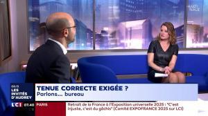 Pascale De La Tour Du Pin dans la Matinale - 22/01/18 - 30