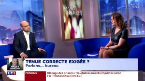 Pascale De La Tour Du Pin dans la Matinale - 22/01/18 - 31