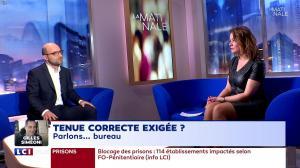 Pascale De La Tour Du Pin dans la Matinale - 22/01/18 - 32