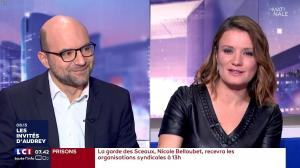 Pascale De La Tour Du Pin dans la Matinale - 22/01/18 - 33