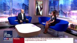 Pascale De La Tour Du Pin dans la Matinale - 22/01/18 - 34
