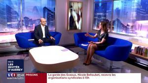 Pascale De La Tour Du Pin dans la Matinale - 22/01/18 - 35