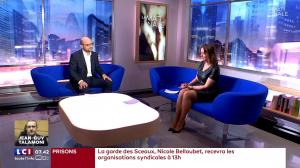 Pascale De La Tour Du Pin dans la Matinale - 22/01/18 - 36