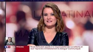 Pascale De La Tour Du Pin dans la Matinale - 22/01/18 - 43