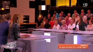 Caroline Ithurbide dans c'est Que de la Télé - 01/06/18 - 06