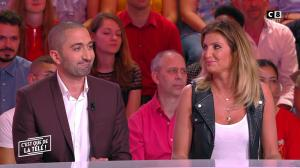 Caroline Ithurbide dans c'est Que de la Télé - 04/09/18 - 04