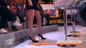 Caroline Ithurbide dans c'est Que de la Télé - 10/12/18 - 01