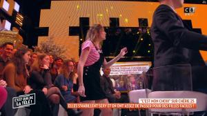 Caroline Ithurbide dans c'est Que de la Télé - 10/12/18 - 02