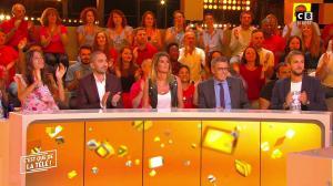 Caroline Ithurbide et FrancesÇa Antoniotti dans c'est Que de la Télé - 04/09/18 - 01