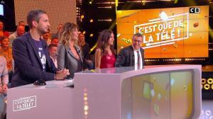Caroline Ithurbide et FrancesÇa Antoniotti dans c'est Que de la Télé - 06/11/18 - 01
