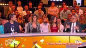 Caroline Ithurbide et FrancesÇa Antoniotti dans c'est Que de la Télé - 06/11/18 - 02