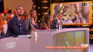 Caroline Ithurbide et FrancesÇa Antoniotti dans c'est Que de la Télé - 06/11/18 - 05