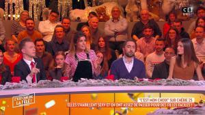 Caroline Ithurbide et FrancesÇa Antoniotti dans c'est Que de la Télé - 10/12/18 - 03